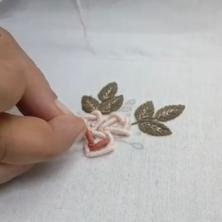 Our hand embroideries (AW21)